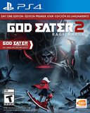 God Eater 2: Rage Burst (PlayStation 4)